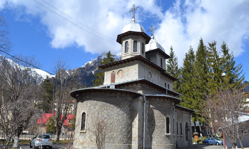 biserica domneasca busteni