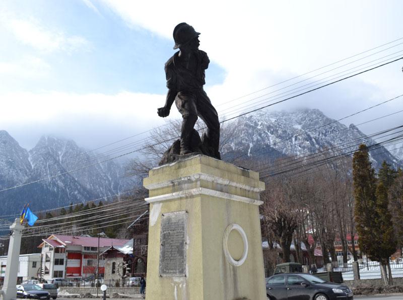 monumentul caporalului musat